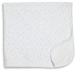 Kissy Kissy Baby's Pima Cotton Elephant-Print Blanket