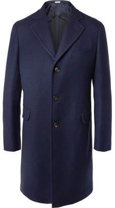 Boglioli Slim-Fit Double-Faced Virgin Wool Coat