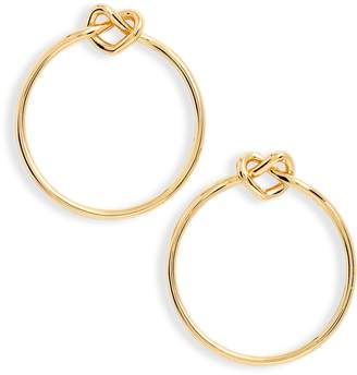 Kate Spade Loves Hoop Earrings