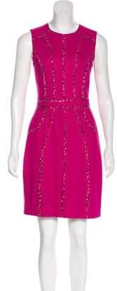 Jason Wu Sleeveless Sheath Dress