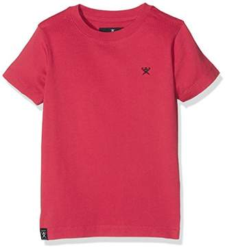 Hackett London Boy's Logo TEE T-Shirt