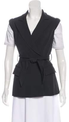 Vena Cava Wool Belted Vest w/ Tags