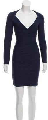 Herve Leger Florencia Bandage Dress