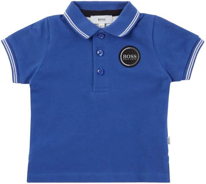 Baby Boys Short Sleeve Polo