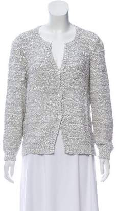 Amina Rubinacci Open Knit Cardigan