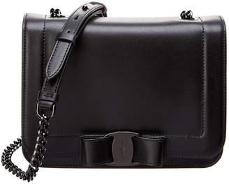 634dea984641 at Rue La La · Salvatore Ferragamo Small Vara Rainbow Leather Flap Bag