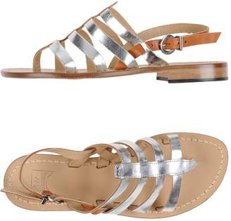 Roy Rogers ROŸ ROGER'S Toe strap sandals