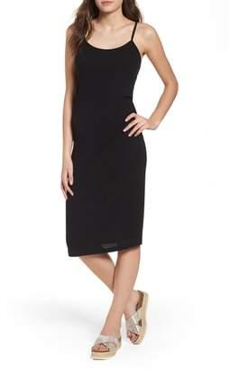 BP Rib Knit Midi Dress