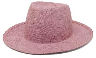 333489fe49f95 Bao Reinhard Plank Hats - Pisano Straw Hat - Womens - Pink