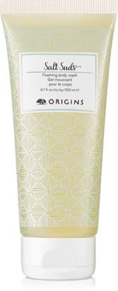 Origins Salt SudsTM Foaming Body Wash
