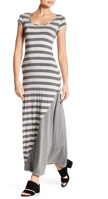 Everleigh Multi Stripe Maxi Dress