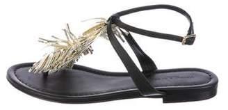 Visconti & Du Reau Maui Thong Sandals