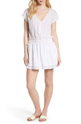 Rails Lucca Blouson Cotton Dress