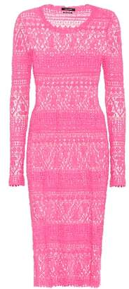 Isabel Marant Youri crochet midi dress