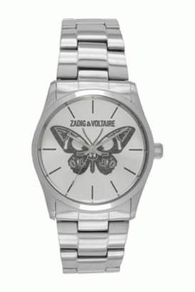 Zadig & Voltaire Women's Timeless Analog Quartz Bracelet Watch, 33mm