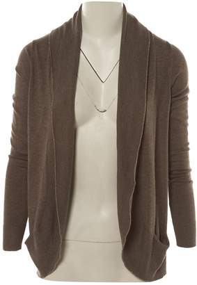 Gerard Darel Brown Viscose Knitwear