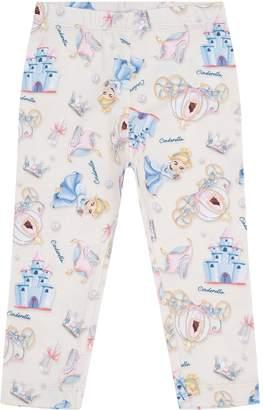 MonnaLisa Cinderella Print Leggings