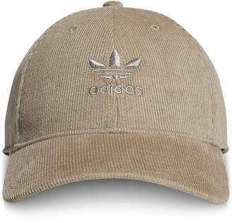 adidas Men's Originals Relaxed Corduroy Cap
