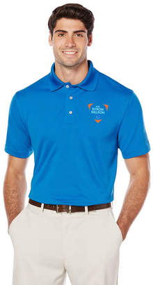 PGA Tour TOUR Short Sleeve Mesh Polo Shirt