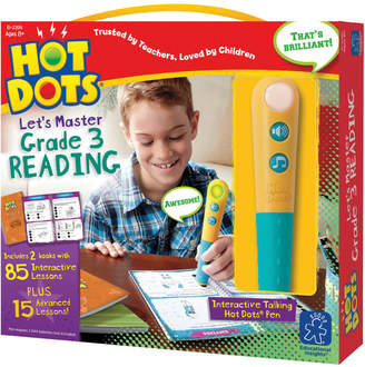Educational Insights Hot Dots Let's Master 3Rd Grade Reading Set