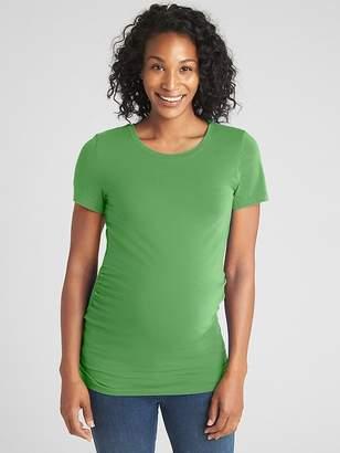 Gap Maternity Pure Body Crewneck T-Shirt