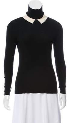 Tory Burch Turtleneck Knit Sweater