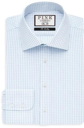 Thomas Pink Tobias Check Dress Shirt - Bloomingdale's Regular Fit $95 thestylecure.com