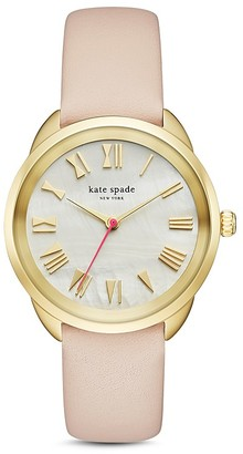 kate spade new york Crosstown Watch, 34mm $195 thestylecure.com