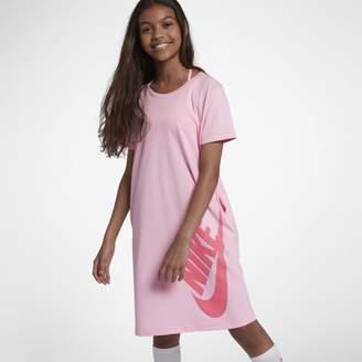 Nike Sportswear Older Kids'(Girls') T-Shirt Dress