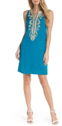 Lilly Pulitzer R) Carlotta Shift Dress
