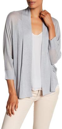 Eileen Fisher Short Wool Blend Cardigan $258 thestylecure.com