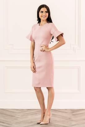 Rachel Parcell Monaco Dress in Mauve