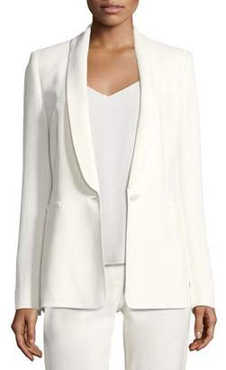 Escada Shawl-Collar Soft Easy Jacket