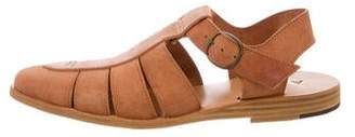 Arts & Science Leather Roma Sandals w/ Tags