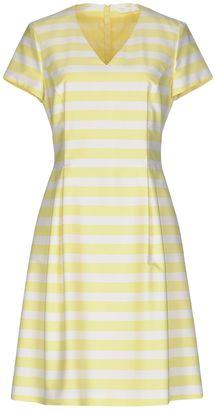 BOSS BLACK Short dresses $267 thestylecure.com