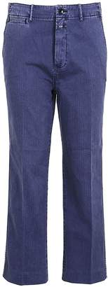 Closed Cropped Jeans