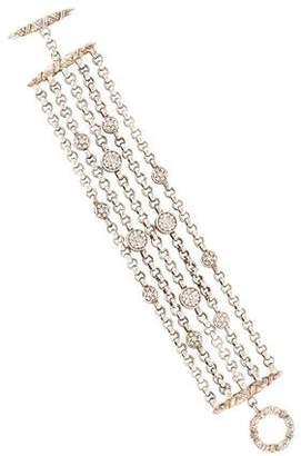 Stephen Dweck Diamond Multi Chain Bracelet