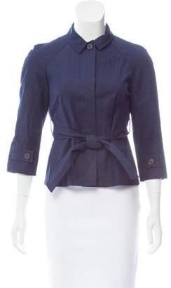 Miu Miu Long Sleeve Jacket