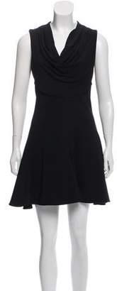 Cushnie et Ochs Sleeveless Mini Dress