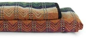 Missoni Home Travis Two-Piece Cotton Towel Set
