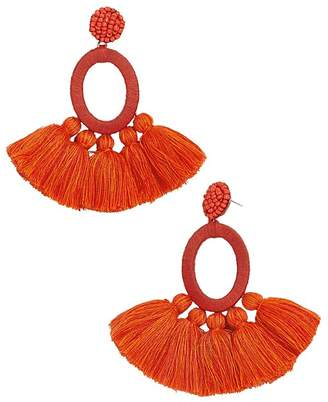 BaubleBar Abacos Tassel Earrings