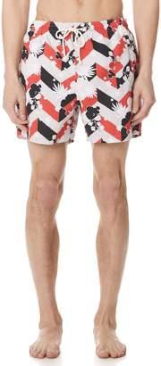 MAISON KITSUNÉ Venice Swim Shorts