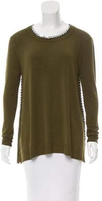 Hotel Particulier Embellished Oversize Top w/ Tags