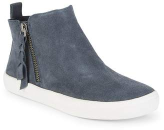 Dolce Vita Women's Suede High-Top Sneakers
