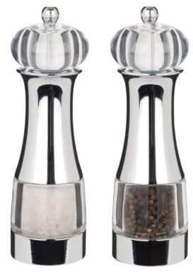Trudeau Malia Pepper Mill & Salt Shaker