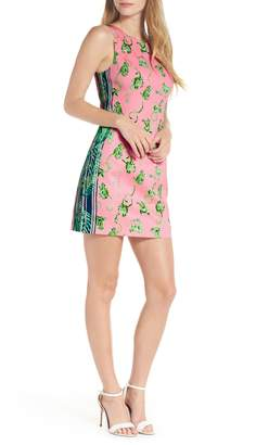 Lilly Pulitzer R) Mila Stretch Shift Dress