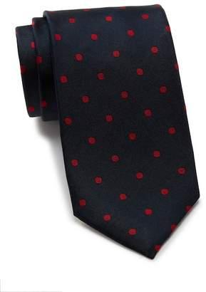 Thomas Pink Barton Spot Silk Tie