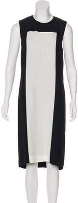 Nicole Miller Shift Midi Dress