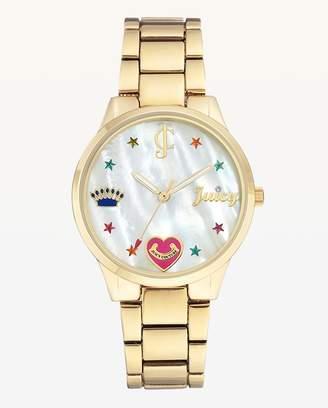 Juicy Couture Juicy Charms Metal Watch