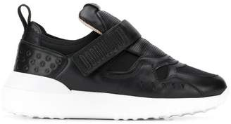 Tod's touch-strap sneakers